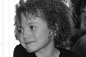 Hannah, age 7. (Dr. Wendy Josephs)