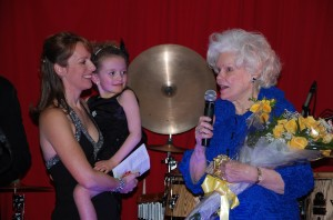 Doris Buffett's Sunshine Lady Foundation donated $500,000 in matching funds to Hannah's Hope Fund for GAN.