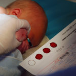 Exome sequencing could be done on newborn heelstick blood samples.