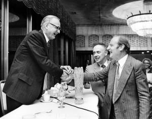 Maclyn McCarty, Francis Crick, and James Watson