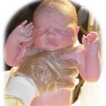 Newborn_baby_in_hospital_by_Bonnie_Gruenberg
