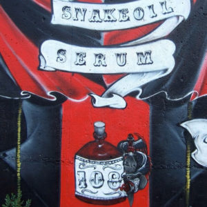 The_snake_oil_serum